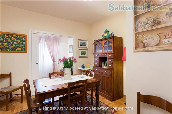 Nice apartment, 5 minute by bus from the Vatican. Home Exchange in Rome, Lazio, Italy 0