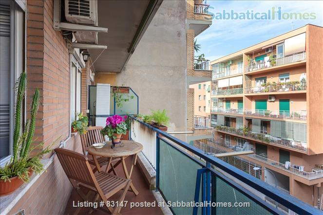 Nice apartment, 5 minute by bus from the Vatican. Home Exchange in Rome, Lazio, Italy 7