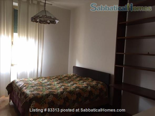 Stunning Attic to let/exchange in Central Rome Home Exchange in Rome 3