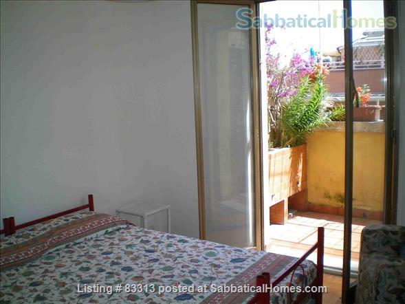 Stunning Attic to let/exchange in Central Rome Home Exchange in Rome 4