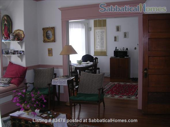 Cottage: East Side of  Providence Home Rental in Providence, Rhode Island, United States 0