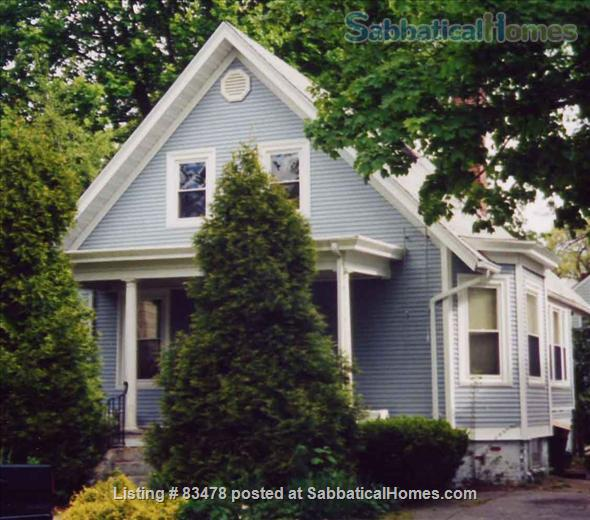 Cottage: East Side of  Providence Home Rental in Providence, Rhode Island, United States 1