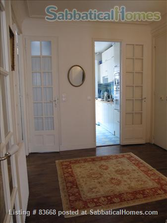 Classic Parisian apartment just off Canal St. Martin Home Rental in Paris, IDF, France 4