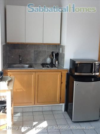 Bright, furnished one-bedroom apartment in Victorian house close to UofT, Ryerson and downtown hospitals Home Rental in Toronto, Ontario, Canada 3