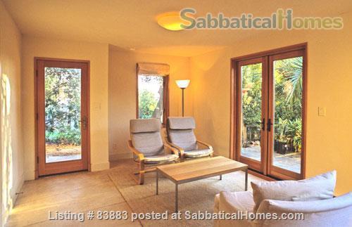 Garden Apartment in Berkeley Hills Home Rental in Berkeley, California, United States 1