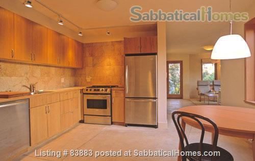 Garden Apartment in Berkeley Hills Home Rental in Berkeley, California, United States 2