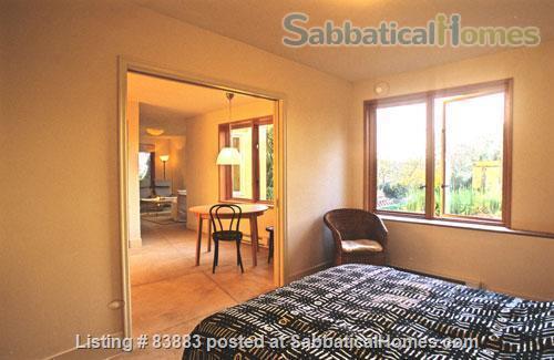 Garden Apartment in Berkeley Hills Home Rental in Berkeley, California, United States 3