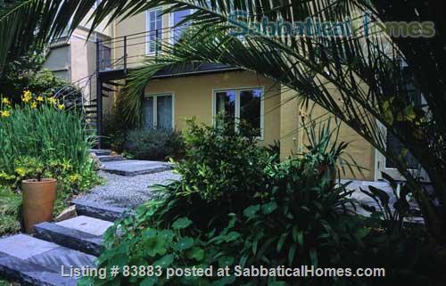 Garden Apartment in Berkeley Hills Home Rental in Berkeley, California, United States 8