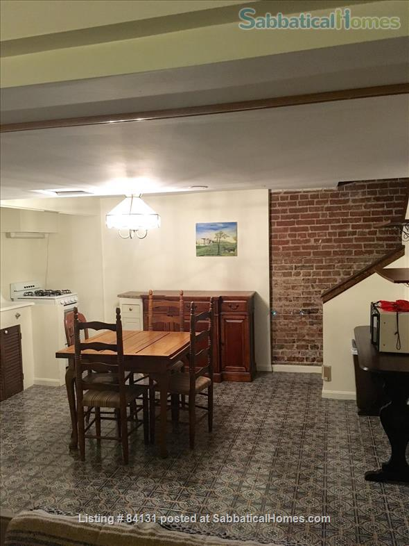 Nice One bedroom English Basement Apartment in Capitol Hill Home Rental in Washington, District of Columbia, United States 5