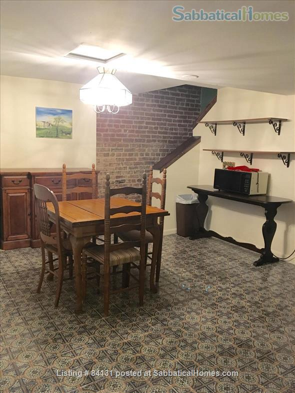 Nice One bedroom English Basement Apartment in Capitol Hill Home Rental in Washington, District of Columbia, United States 6