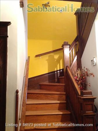 Charming and comfortable home opposite park Home Exchange in montreal, Quebec, Canada 5