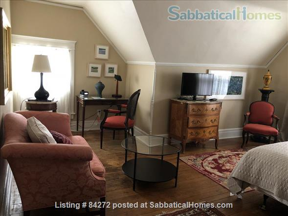 Downtown Ann Arbor,   furnished Efficiency in Historic Tudor apartment Bldg Home Rental in Ann Arbor, Michigan, United States 9