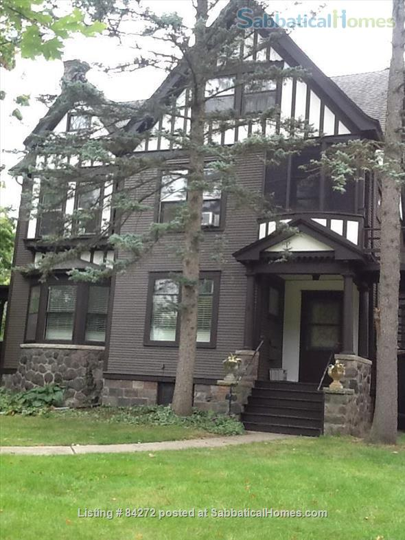 listing image for Downtown Ann Arbor,   furnished Efficiency in Historic Tudor apartment Bldg