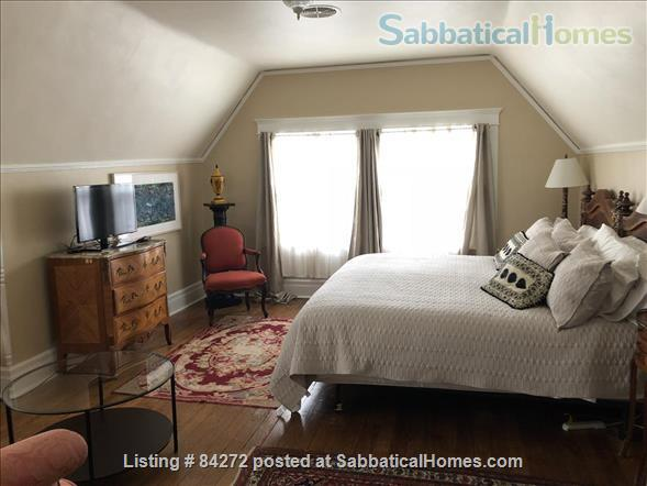 Downtown Ann Arbor,   furnished Efficiency in Historic Tudor apartment Bldg Home Rental in Ann Arbor, Michigan, United States 2