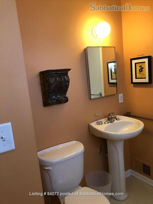 Downtown Ann Arbor,   furnished Efficiency in Historic Tudor apartment Bldg Home Rental in Ann Arbor, Michigan, United States 4