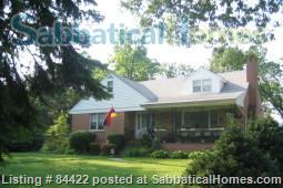 Univ of Maryland House (or DC): Walking Distance to Campus Home Rental in Hyattsville, Maryland, United States 1
