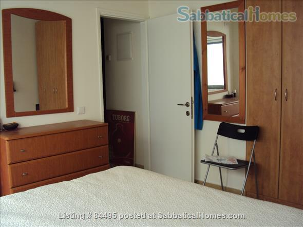 Very pleasant furnished flat in central Tel-Aviv overlooking a small park Home Rental in Tel Aviv-Yafo, Tel Aviv District, Israel 7