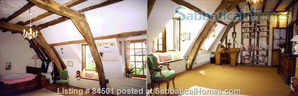 Stunning 16th century Sabbatical home away from home at the heart of lively city! Home Rental in Angers, Pays de la Loire, France 9