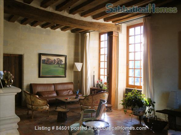 Stunning 16th century Sabbatical home away from home at the heart of lively city! Home Rental in Angers, Pays de la Loire, France 4