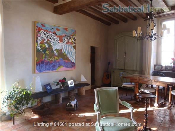 Stunning 16th century Sabbatical home away from home at the heart of lively city! Home Rental in Angers, Pays de la Loire, France 5
