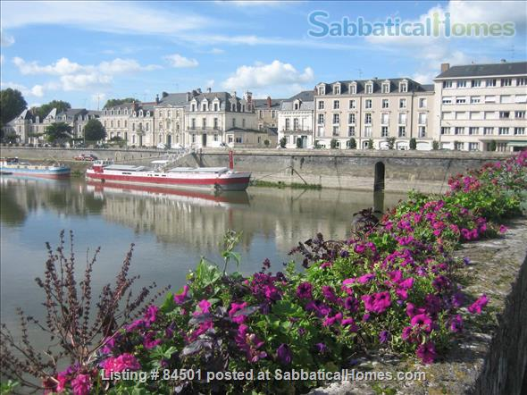 Stunning 16th century Sabbatical home away from home at the heart of lively city! Home Rental in Angers, Pays de la Loire, France 6