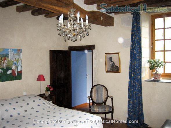 Stunning 16th century Sabbatical home away from home at the heart of lively city! Home Rental in Angers, Pays de la Loire, France 7
