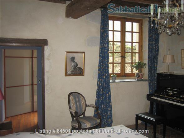 Stunning 16th century Sabbatical home away from home at the heart of lively city! Home Rental in Angers, Pays de la Loire, France 8