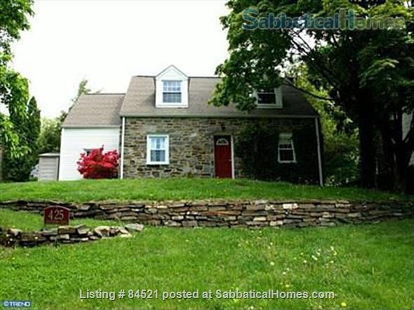 Philadelphia Suburbs: Beautiful, Renovated Lower Merion Home For Rent Home Rental in Wynnewood, Pennsylvania, United States 1