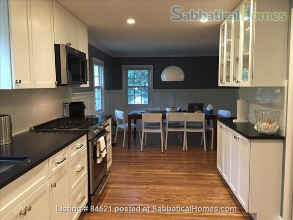 Philadelphia Suburbs: Beautiful, Renovated Lower Merion Home For Rent Home Rental in Wynnewood, Pennsylvania, United States 0