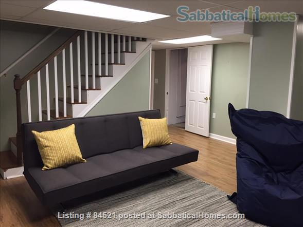 Philadelphia Suburbs: Beautiful, Renovated Lower Merion Home For Rent Home Rental in Wynnewood, Pennsylvania, United States 8