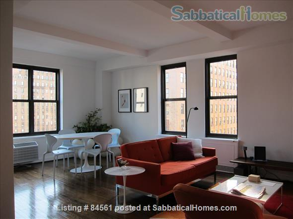 Sun-filled one-bedroom apartment in the heart of Chelsea (New York) Home Rental in New York, New York, United States 1