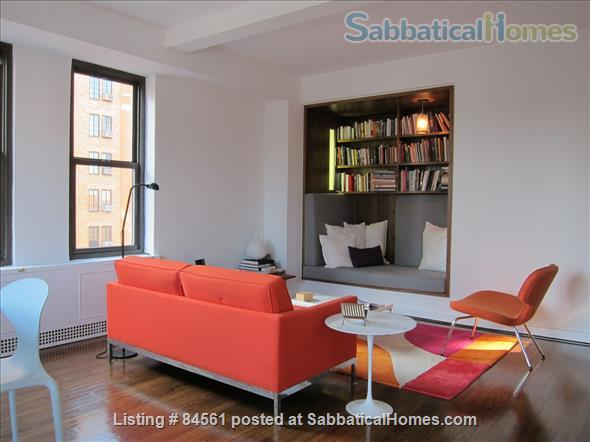 Sun-filled one-bedroom apartment in the heart of Chelsea (New York) Home Rental in New York, New York, United States 0