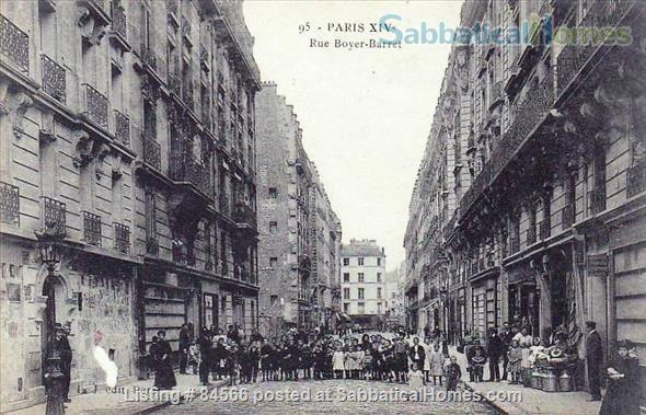 Bright, furnished 1 bedroom (Pernety, 75014) (by owner) Home Rental in Paris, IDF, France 2