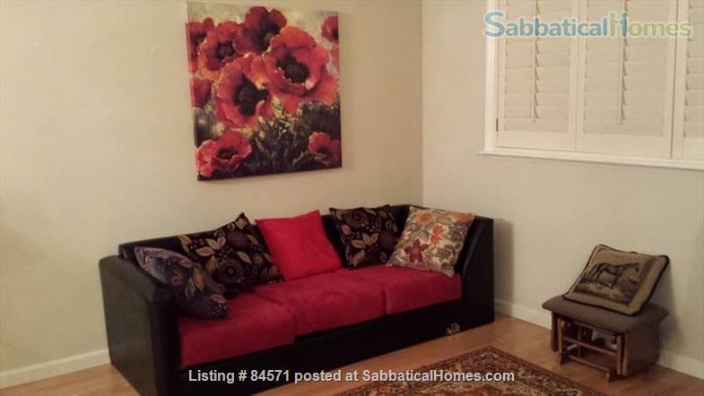 Luxury 1 br condo near Stanford Home Rental in Atherton, California, United States 5