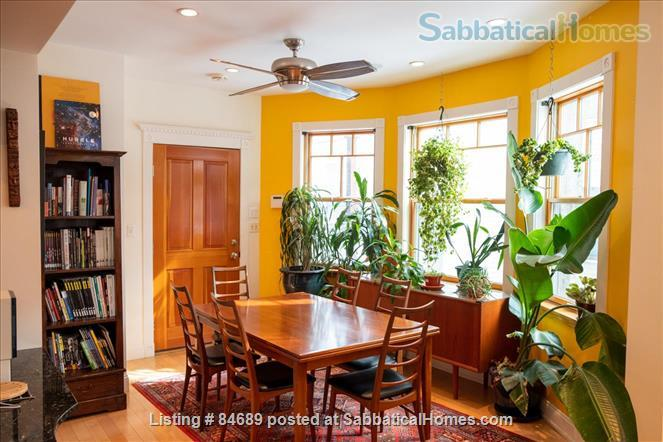 Comfortable and luxurious condo in Porter Square near Harvard, MIT, and Tufts Home Rental in Somerville, Massachusetts, United States 2