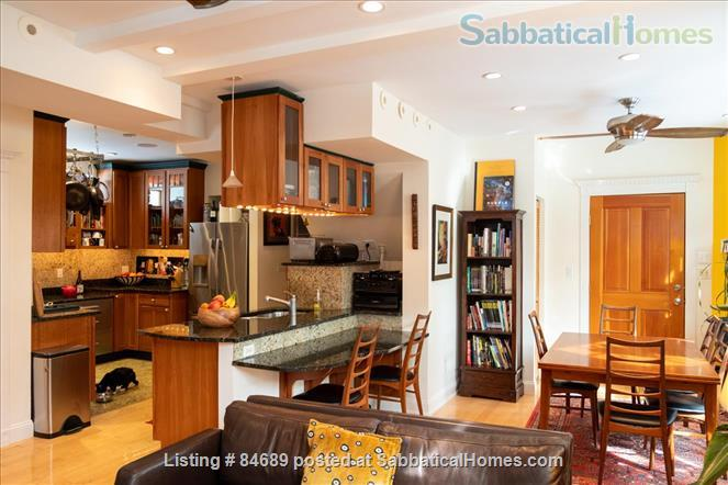 Comfortable and luxurious condo in Porter Square near Harvard, MIT, and Tufts Home Rental in Somerville, Massachusetts, United States 4