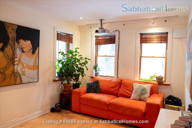 Comfortable and luxurious condo in Porter Square near Harvard, MIT, and Tufts Home Rental in Somerville, Massachusetts, United States 5