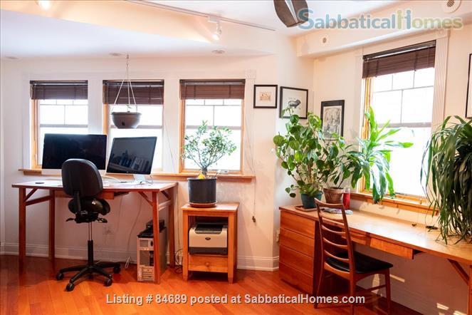 Comfortable and luxurious condo in Porter Square near Harvard, MIT, and Tufts Home Rental in Somerville, Massachusetts, United States 8