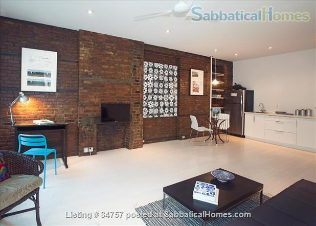 Perfect WFH:Stylish Artist Loft/Disinfected, Original Artwork, FAST WiFi Home Rental in Queens County, New York, United States 1