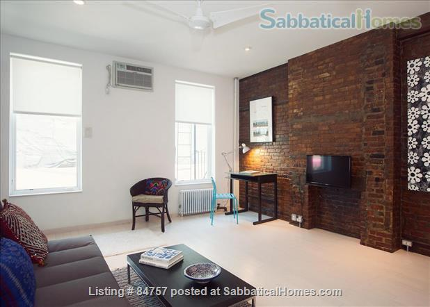 Perfect WFH:Stylish Artist Loft/Disinfected, Original Artwork, FAST WiFi Home Rental in Queens County, New York, United States 0