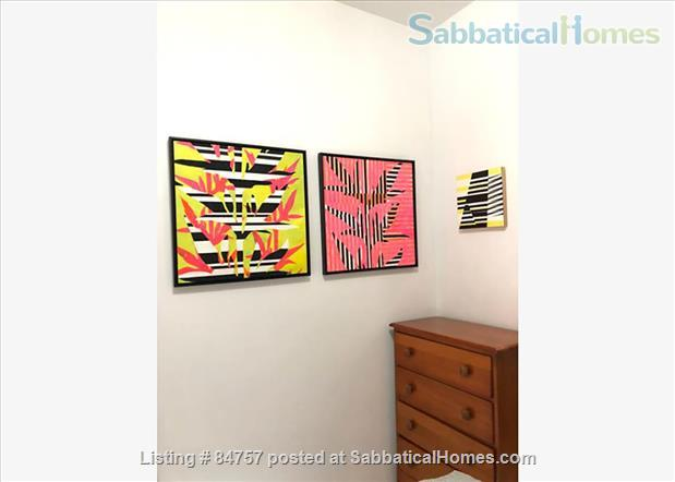 Perfect WFH:Stylish Artist Loft/Disinfected, Original Artwork, FAST WiFi Home Rental in Queens County, New York, United States 6