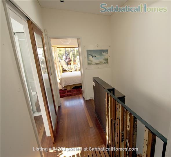 Artist's Contemporary 2 Bedroom House in Inner Sydney Home Rental in Enmore, NSW, Australia 6
