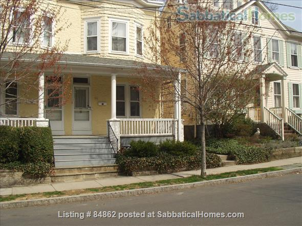 3 bedroom  furnished house  --  A 5-minute walk to  Princeton University! Home Rental in Princeton, New Jersey, United States 1