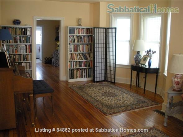3 bedroom  furnished house  --  A 5-minute walk to  Princeton University! Home Rental in Princeton, New Jersey, United States 2