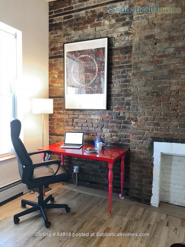 Perfect WFH:Stylish Artist Loft: Flair/Skylights/Spacious!  5 min to Manhat Home Rental in Queens County, New York, United States 5