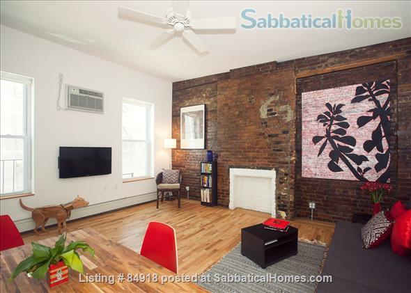 Perfect WFH:Stylish Artist Loft: Flair/Skylights/Spacious!  5 min to Manhat Home Rental in Queens County, New York, United States 0