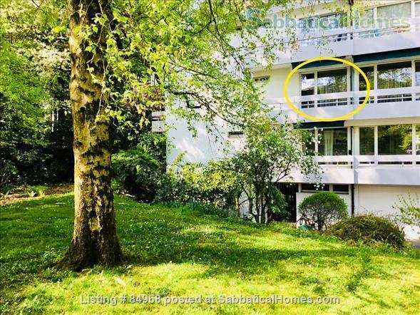 Lausanne / St-Sulpice large apartment close to EPFL and lake, with swimming pool and tennis Home Rental in St-Sulpice, VD, Switzerland 2