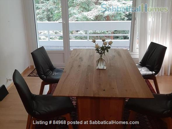 Lausanne / St-Sulpice large apartment close to EPFL and lake, with swimming pool and tennis Home Rental in St-Sulpice, VD, Switzerland 3