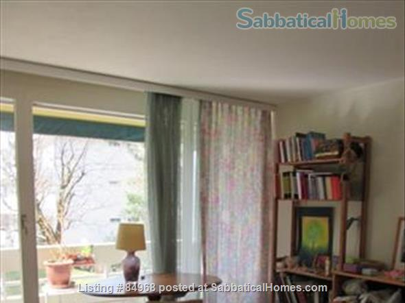 Lausanne / St-Sulpice large apartment close to EPFL and lake, with swimming pool and tennis Home Rental in St-Sulpice, VD, Switzerland 5