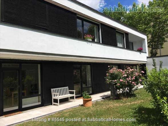 SUNNY APARTMENT  WITH GARDEN AND GARAGE IN INNSBRUCK/TYROL Home Rental in Innsbruck 0